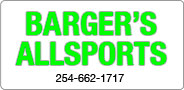 Bargers Allsports 254-662-1717